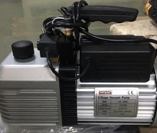 Vaccum Pump - 12 CFM Total Line Portable Vacuum Pump Authorized