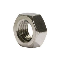 Hexagonal Stainless Steel Nut, Size: 6 Mm -20 Mm