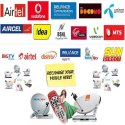 Mobile, DTH and Data Card Service Provider