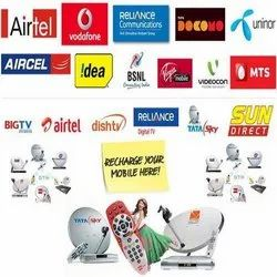 Mobile, DTH and Data Card Service Provider, in Onsite