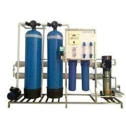 Fully Automatic Water Purification Plant, Reverse Osmosis, 3000 L