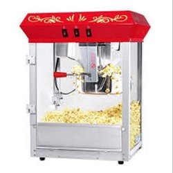 Makka Popcorn Making Machine