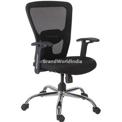 Bwi Revolving Mesh Chair