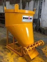 Weber Concrete Bucket