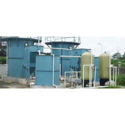 Automatic 2.5 KW Industrial Wastewater Treatment Plant, Waste Water Treatment Plant