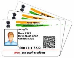 PVC Aadhaar Card Services
