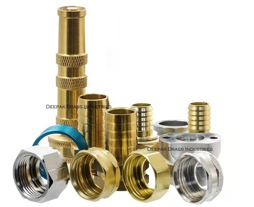 garden hose fittings. Deepak Brass, Steel Garden Hose Fittings E