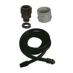 Quick Coupling Flexible Conduit Gland / Adapter Pipe