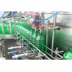 Alcohol Based Hand Sanitizer Based Filling Machine