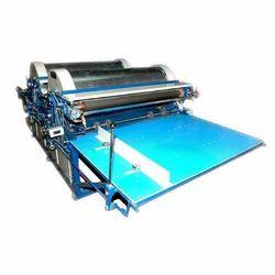 Hari Industries Mild Steel HI-152 Flexo Paper Printing Machine, For Industrial