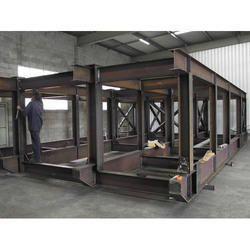 Steel Heavy Structure Fabrication Work