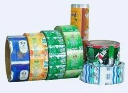 Printed PVC Shrink Label, for Labelling, Packaging Type: Roll