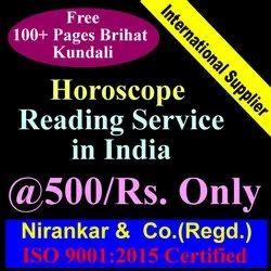 English Male Female Kundali Astrological Service