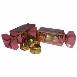 Divine Chocolate Black Currant Flavored Chocolates