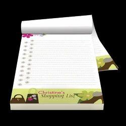 Notepad Printing Service