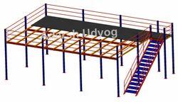 Modular Mezzanine Floor Structure
