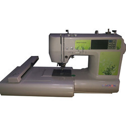 Computerized Embroidery Sewing Machine Logo Making