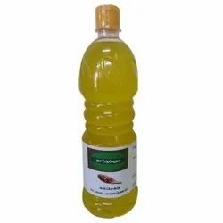 Liquid Mono Saturated Groundnut Oil, Packaging Size: 1 litre