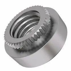 Sarvpar Stainless Steel Broaching Nut For Industrial