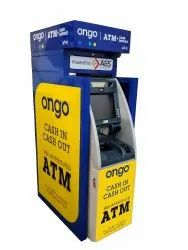 Cash Recycler Ongo ATM Cash Deposit Franchise Inquiry Solicited