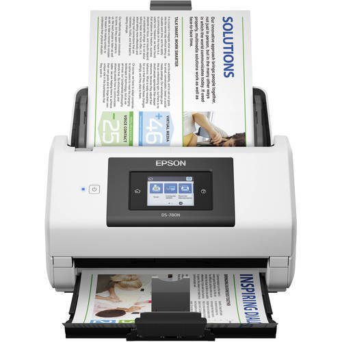 DS780N Epson Network Color Document Scanner