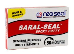 Saral Seal Regular Cure Epoxy Putty
