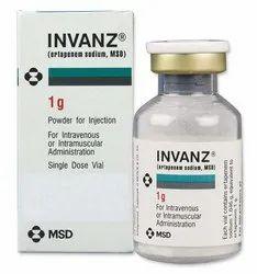 Invanz 1 Gm Powder For Injection