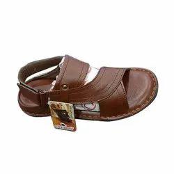 Cat Wog Mens Designer Leather Sandal