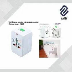 Promotional World Travel Adapter