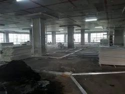 Industrial Floor Construction Service