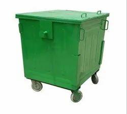 Metal Garbage Bin
