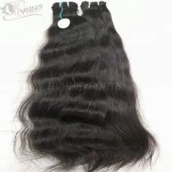 Temple Natural Wavy Virgin Unprocessed Hair