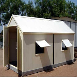 Portable FRP Shelters