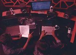 Sound Mixing Studio