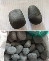 Black Granite Pebbles