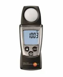 Testo Lux Meter 540 Pocket Sized