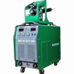 500 Amps MIG Welding Machine