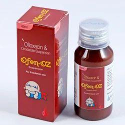 Ofloxacin and Ornidazole Suspension