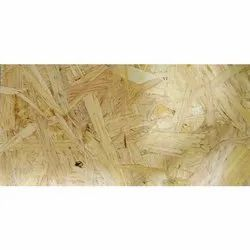 Yellow Oriented Strand Board