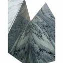 Black Agaria Marble Slab
