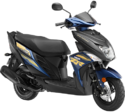 Yamaha Ray Zr