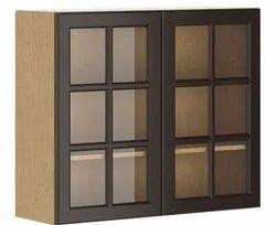 Storage Cabinets with Open Door