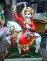 Marble Goga Jaharveer Statue