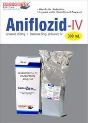 Linezolid 200mg Dextrose 5gm IV