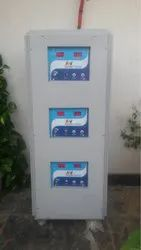 Air Cooled Servo Controlled Voltage Stabilizers