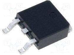 Mosfet Transistor, n Channel, 12 A, 60 V(Std12nf06t4)
