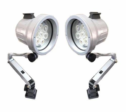 Led Cnc Arm Machine Lamp