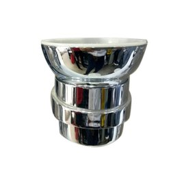 Stainless Steel Brush Tumbler Holder, For Bathroom Accessories