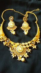 Antique Jewellery Necklace Set