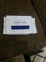 Meilirexian Lemon Wet Wipes, Box, Packaging Size: 120 Pcs